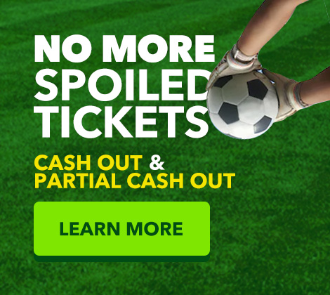 Football games Today with odds- Sportybet com